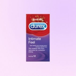 DUREX INTIMATE FEEL
